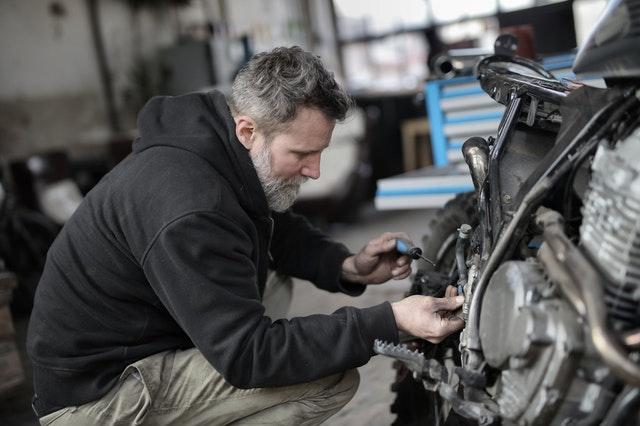 Auto laten repareren door een eerlijke partij